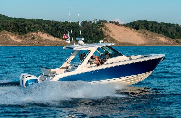 Tiara Sport 34 LS