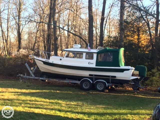 C-dory 22 Cruiser 1999 C-Dory 22 Cruiser for sale in Carmel, NY