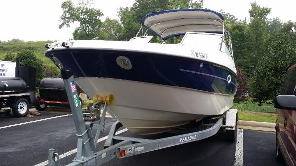 Bayliner 249 Sun Deck