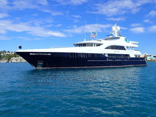 Trinity Yachts Tri-Deck MY