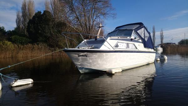 Fairline Vixen