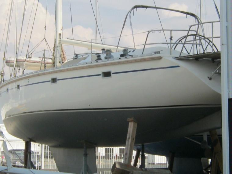 Dynamique Yachts ZA Dynamique 62