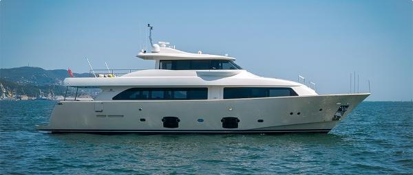 Ferretti Yachts navetta 26 custom line