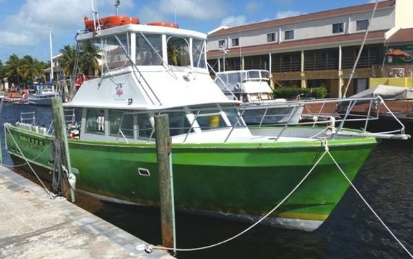 Marine Management Commercial Dive Vessel