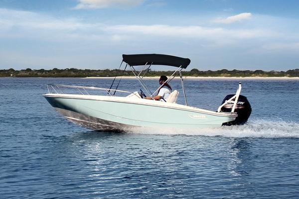 Boston Whaler 160 Super Sport Manufacturer Provided Image