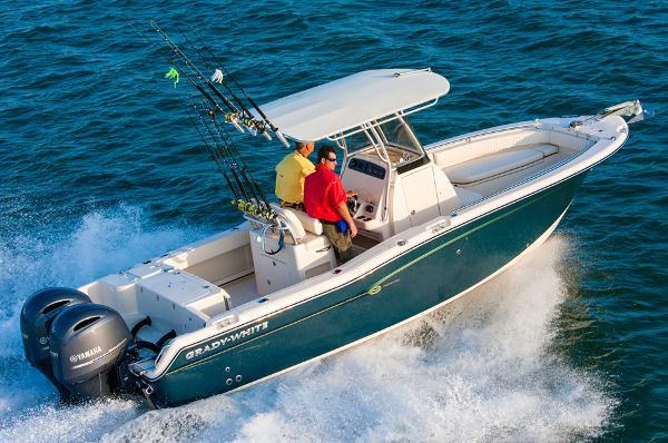 Grady-White Fisherman 257 Manufacturer Provided Image
