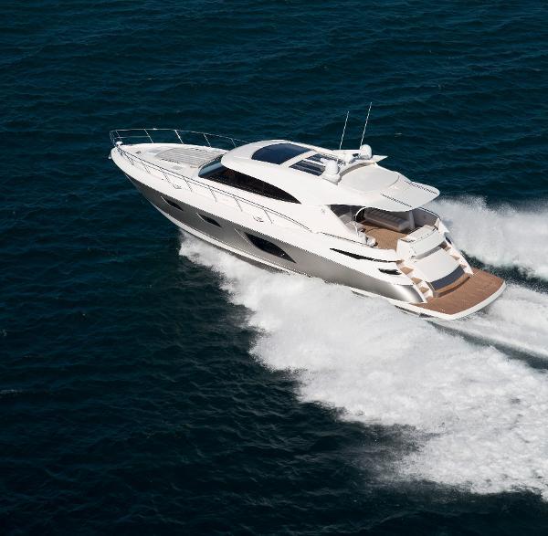 Riviera 6000 Sport Yacht- IN STOCK! Riviera 6000 Sport Yacht