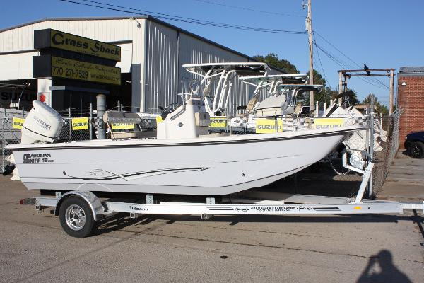 Carolina Skiff 19 SWS