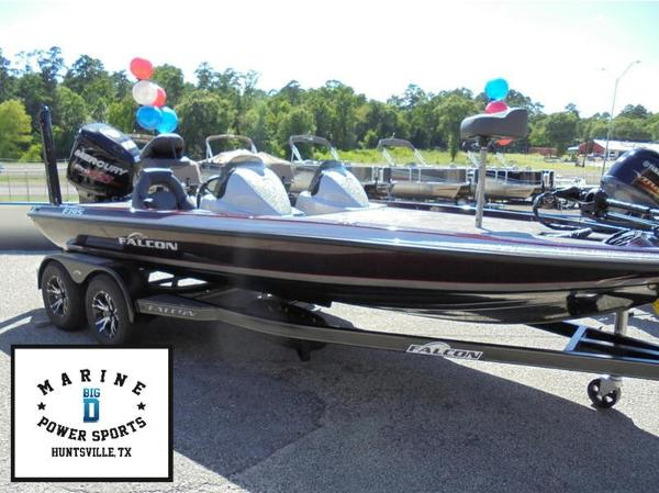 Falcon Boats F195