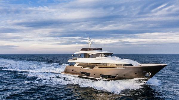 Ferretti Yachts Navetta 28 Custom Line