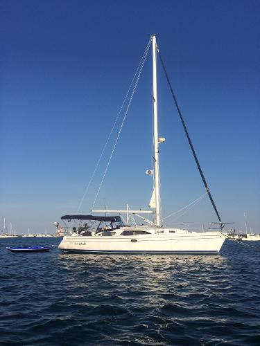 Catalina 385