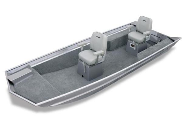Alumacraft Crappie Jon Sister Ship: