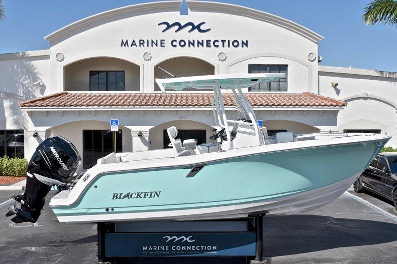 Blackfin 212CC Center Console