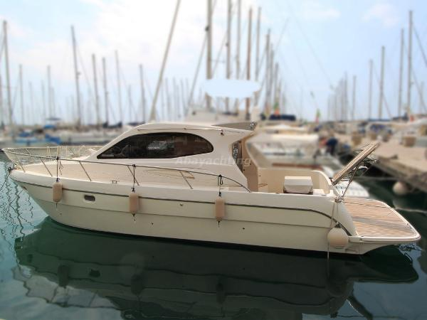 Intermare 35 Hard-Top - 35 HT Abayachting Intermare 35 2