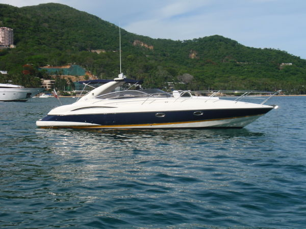Sunseeker Superhawk 34 Photo 1