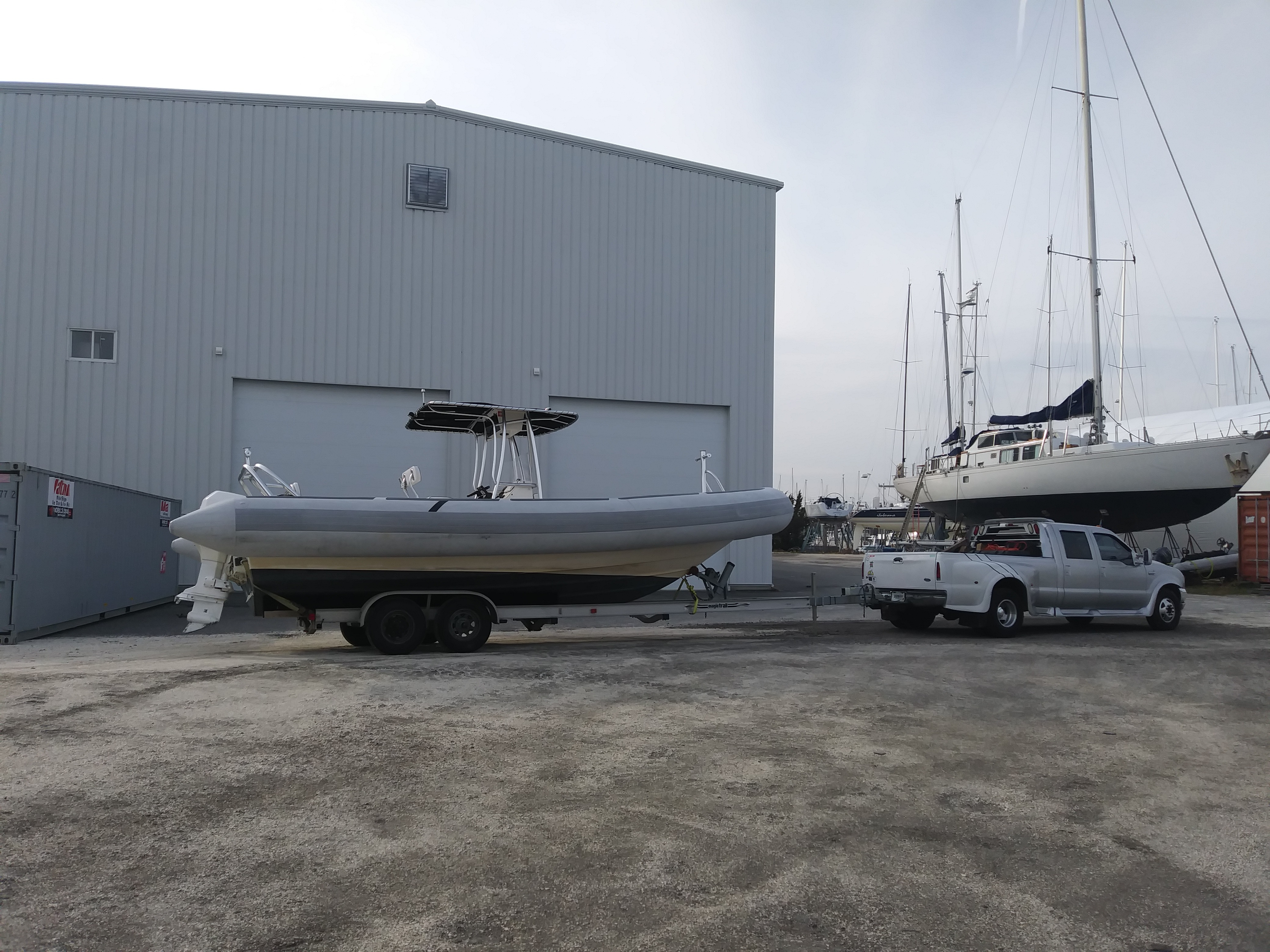 Hunt Yachts HBI 28ft