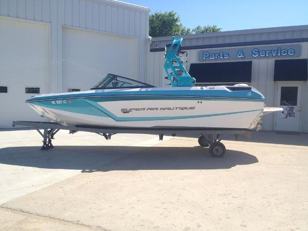 Nautique Super Air GS20 Open Bow