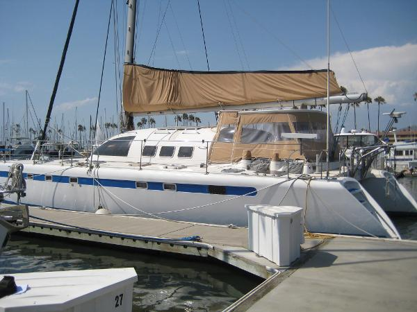 Fountaine Pajot 53