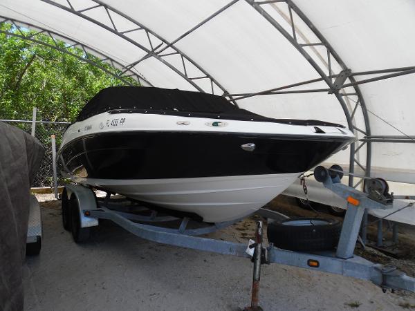 Yamaha Boats 210 JET BOAT