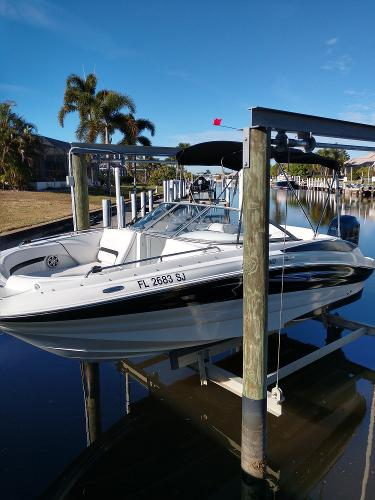 SouthWind 2200 SD Port Side View