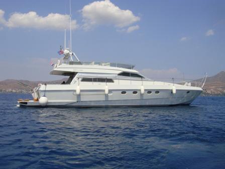 Ferretti Yachts 58 PROFILE