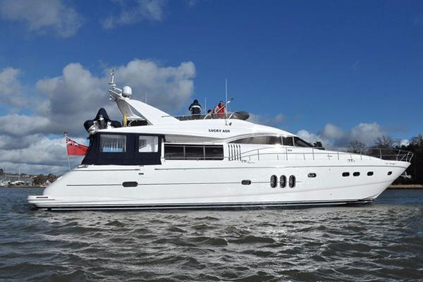 Princess 23M Princess 23M For Sale