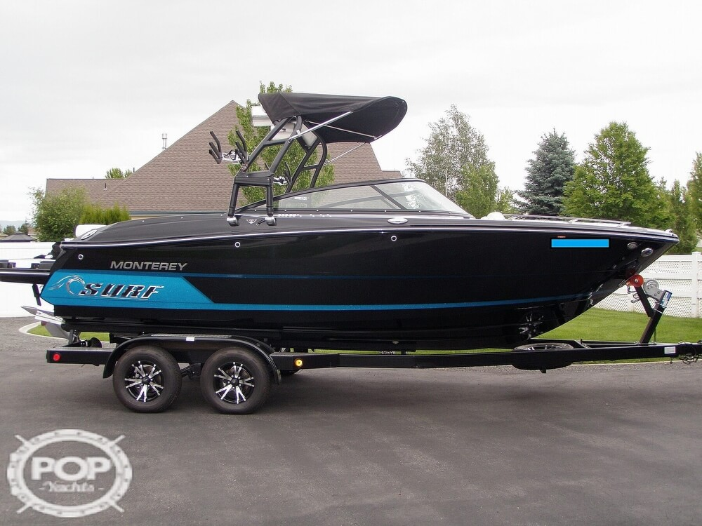 Monterey 238 SS 2018 Monterey 238 SS for sale in Post Falls, ID