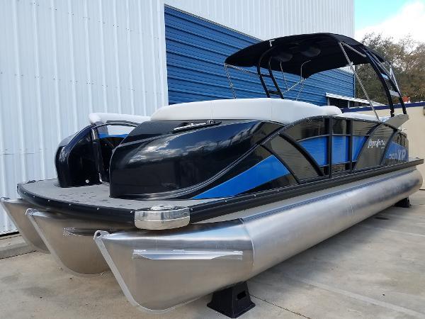 Beautiful Aqua Patio 250 XP. Save This Boat