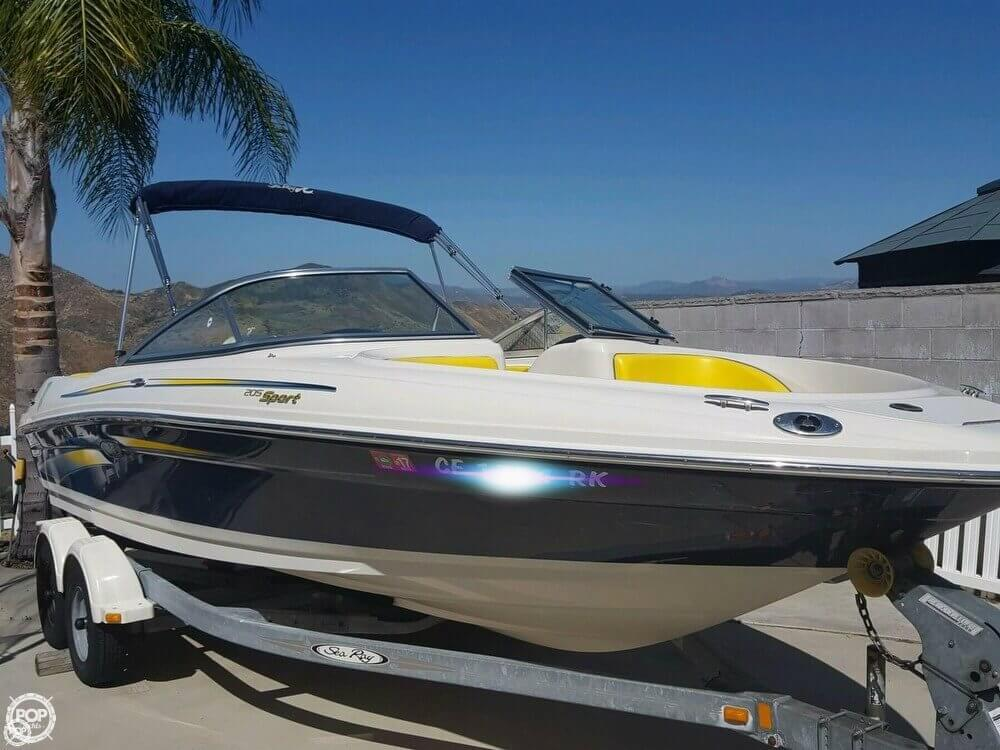 Sea Ray 205 Sport 2006 Sea Ray 205 Sport for sale in El Cajon, CA