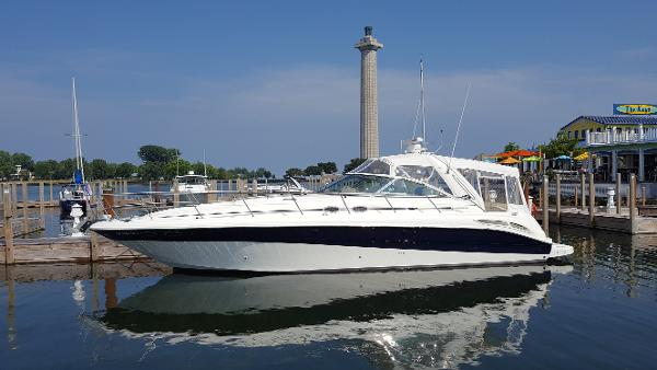 Sea Ray 410 Sundancer Monaco