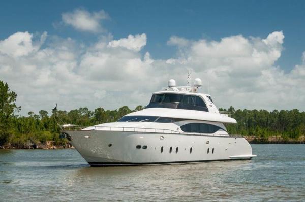 Maiora 84 Motor Yacht Profile