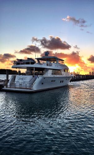 Pacific Mariner Motor Yacht