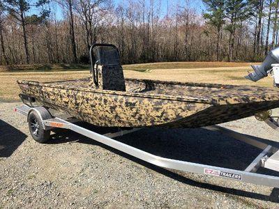 Edge Duck Boats 863 CC