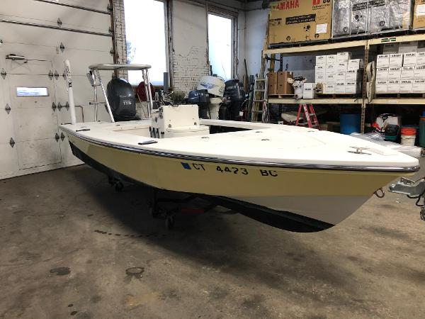 Maverick Boat Co. 17 Master Angler