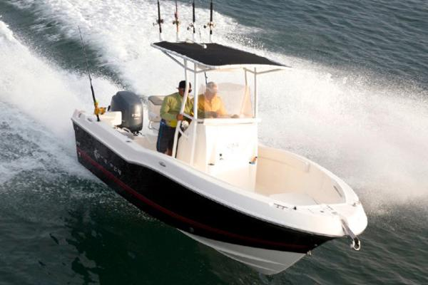 Striper 200 Center Console Manufacturer Provided Image
