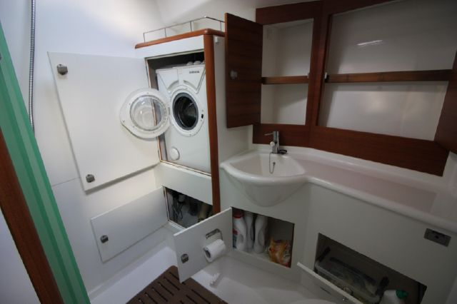 Storage & washing machine