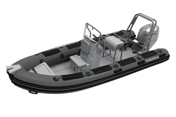 Highfield Ocean Master 500 Manufacturer Provided Image