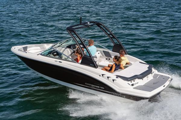 Chaparral 23 ssi Manufacturer Provided Image