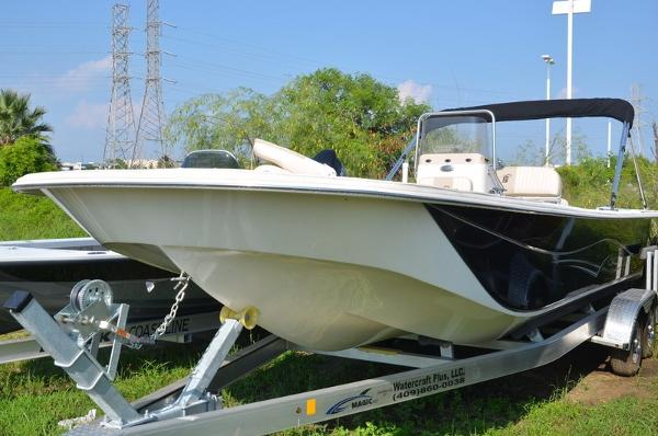 Carolina Skiff DLV Series 238