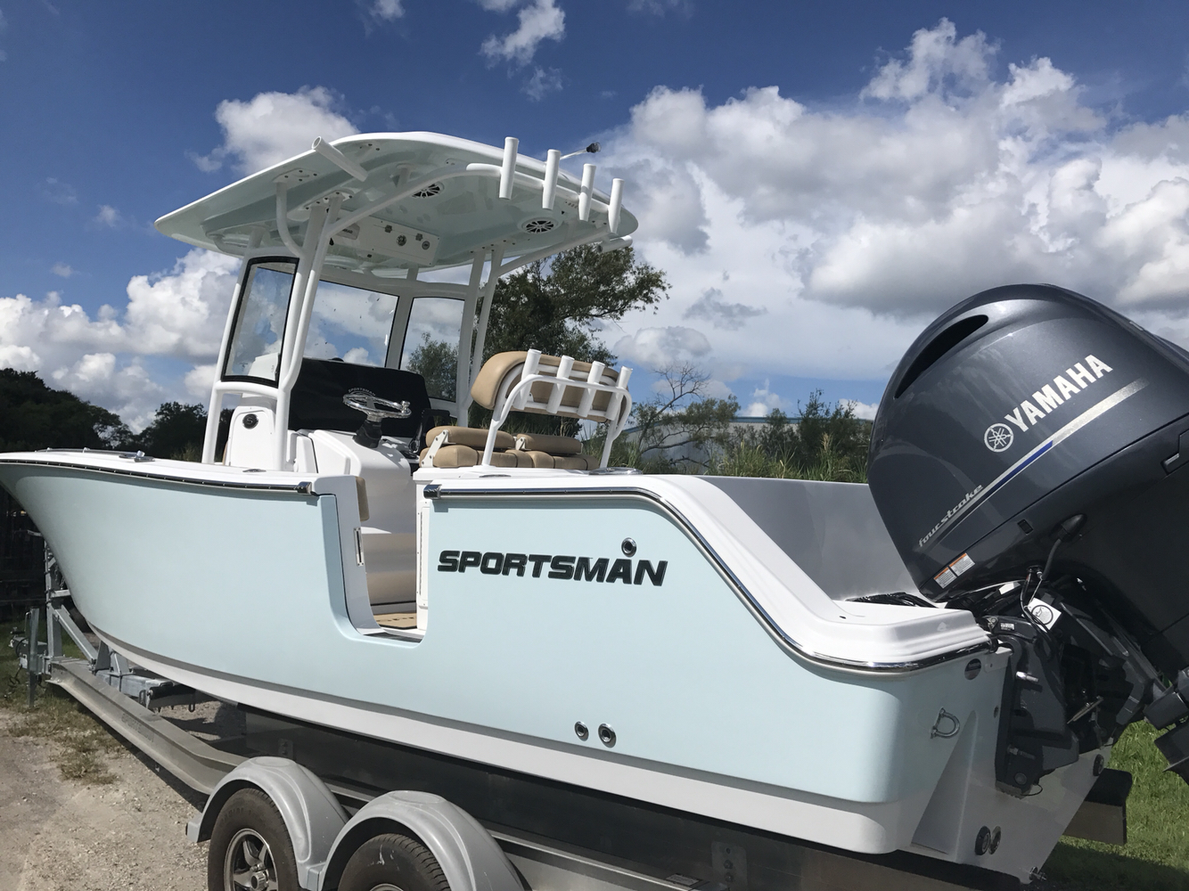 Sportsman Boats Heritage 251