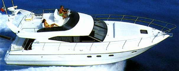 Azimut 43 Manufacturer Provided Image
