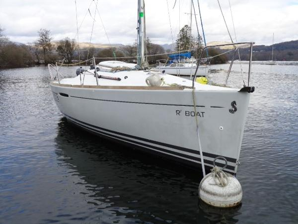 Beneteau First 21.7 S Beneteau First 21.7s - R Boat