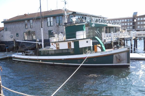 Tacoma 62 Tugboat Tacoma 62 Tugboat