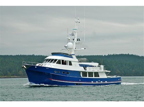 Delta Powerboats 70' Trawler