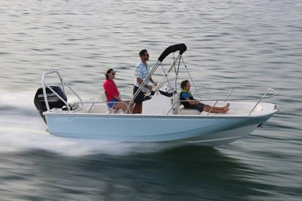Boston Whaler 170 Montauk Manufacturer Provided Image