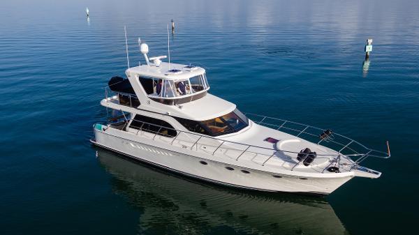 Ocean Alexander 52 Sport Sedan
