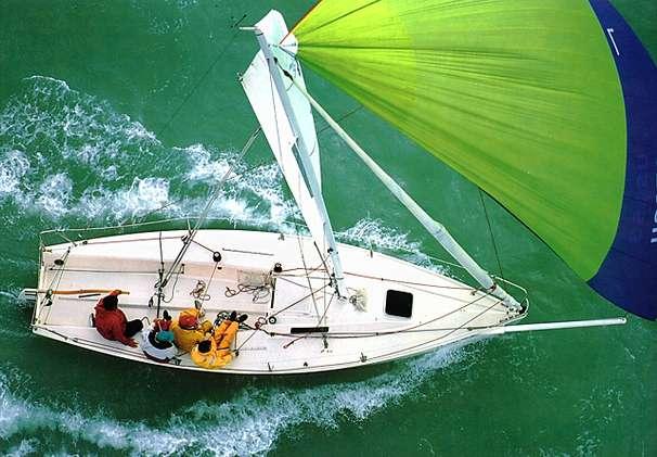 J Boats J/80 Manufacturer Provided Image: Photo: Onne Van Der Wal.
