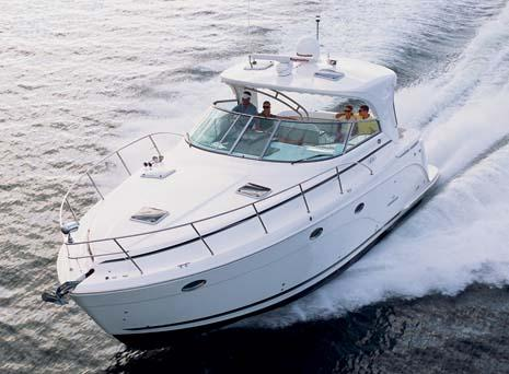 Rinker 420 Express Cruiser Manufacturer Provided Image