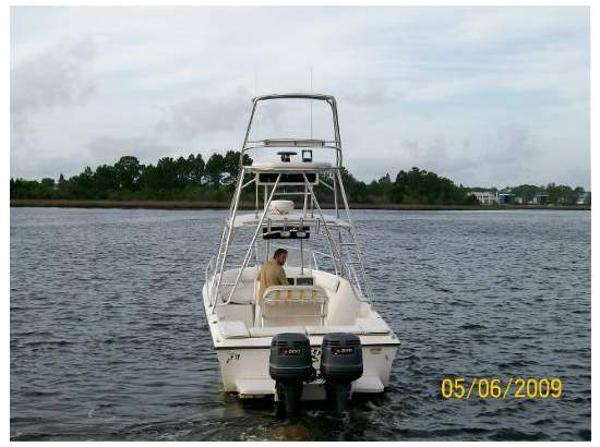 Angler Boats 252F