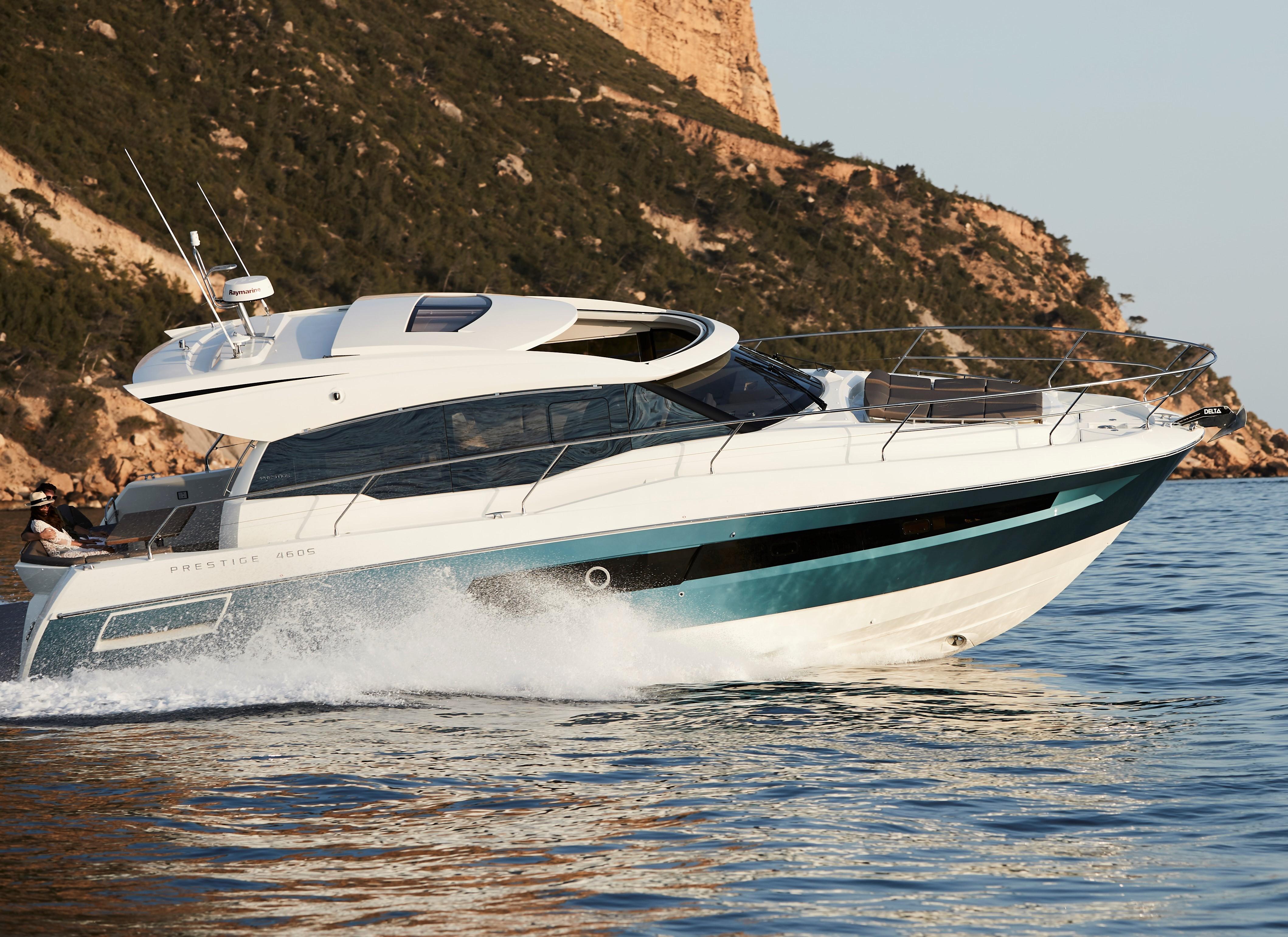 Prestige 460S Prestige 460s Yacht